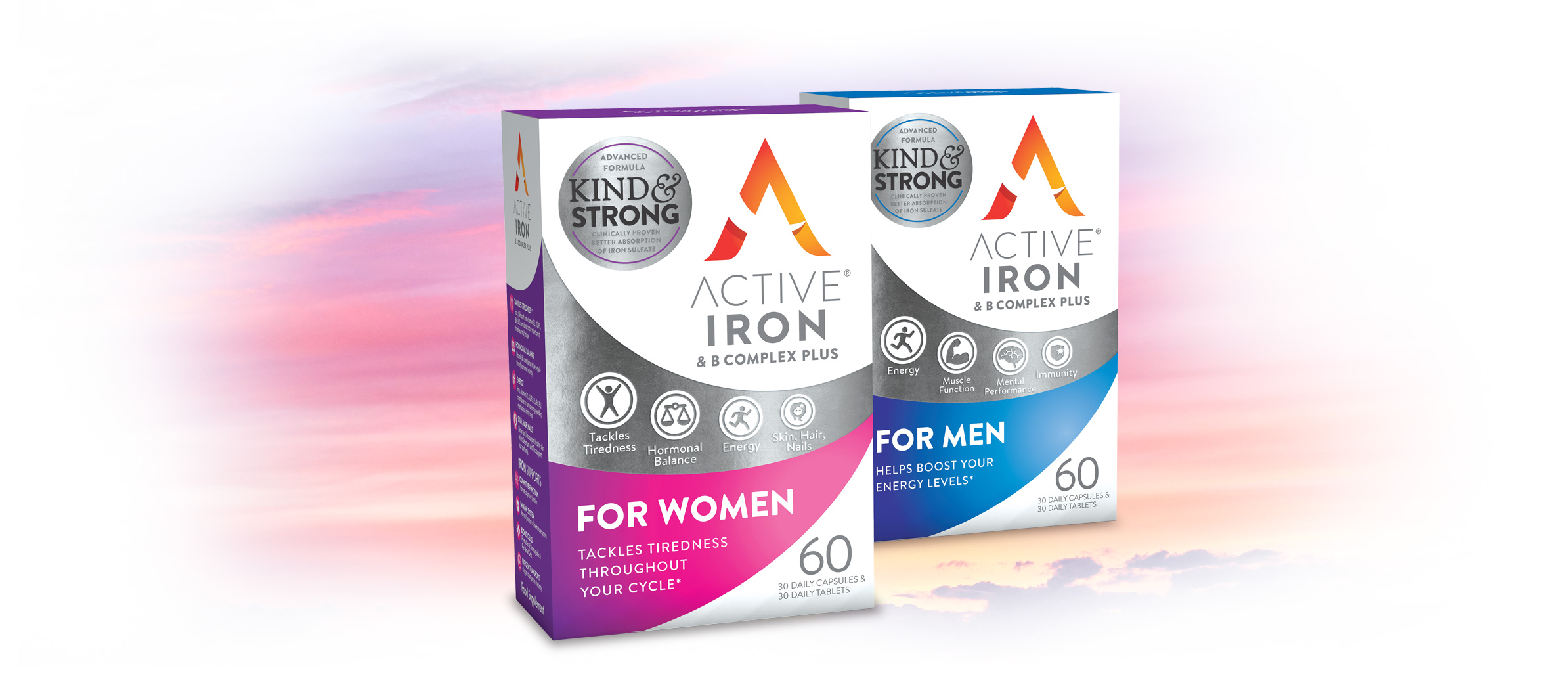 Activeiron & B Complex Plus