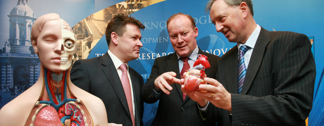 Heart of the matter: Cardiovascular drug the big idea in Irish innovation