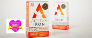 ActiveIron Wins 'Best Maternity Supplement' 2018