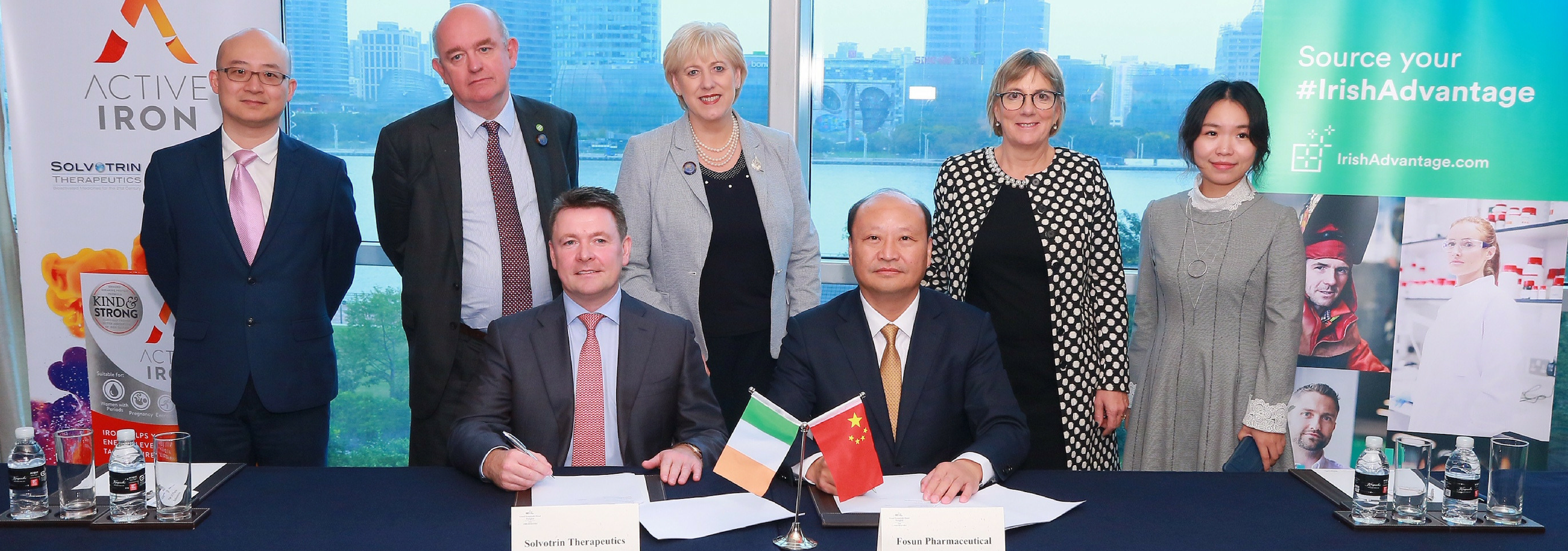 Solvotrin Therapeutics sets sights on China